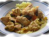Krůtí kari (curry) recept