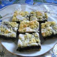 Křehký koláč s mákem recept