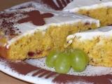 Mrkvový koláč se zakysankou recept