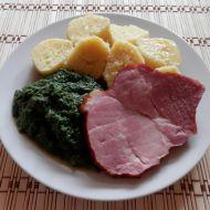 Jemný bramborový knedlík recept