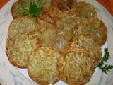Bramborové placičky-rosti recept