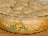 Chicken pot pie recept