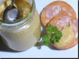 Klasická hořčice (domácí) recept