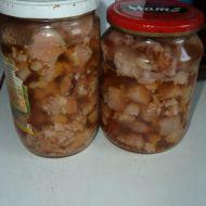 Vepřová domácí konzerva recept