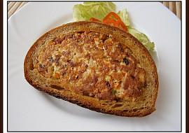 Chleba z vajíček v chlebové kůrce recept