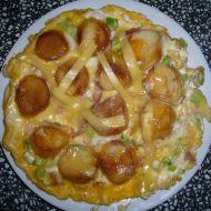 Omeleta razdva recept