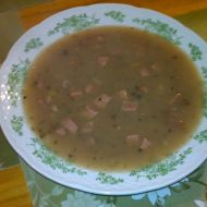 Fazolová polévka z tlakového hrnce recept