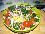 Salát Rukolka recept