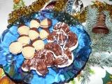 Banánky s karamelovým krémem, Ořechy recept