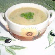 Veganská bramboračka recept
