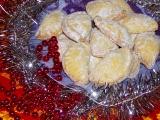 Ořechové mušličky recept