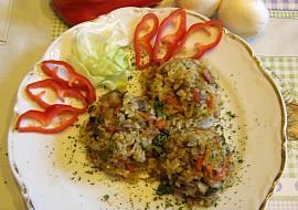 Žampiónové risoto recept