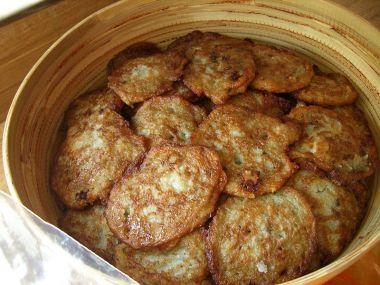 Křupavé bramboráky