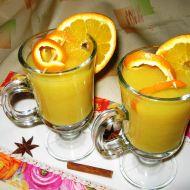 Rychlý pomerančový punč recept