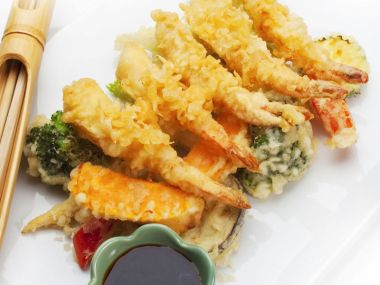 Jasai tempura