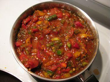 Recept Zeleninové lečo