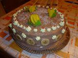 Krémový dort pro babičku recept