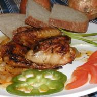 Pečená kuřecí křídla recept