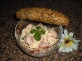 Salát z cherry rajčátek recept