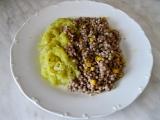 Cuketové zelí bez lepku recept