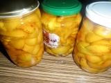 Zavařené meruňky recept