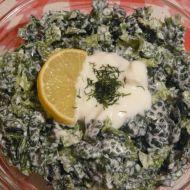 Pikantní kapustový salát recept