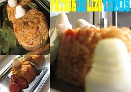 Risotto chorizo ( pikantní chuti ) recept
