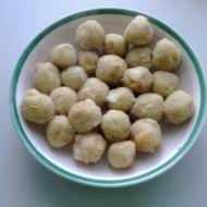 Josefčiny chlupaté knedlíky recept