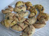 Rohlíčky z bramborového těsta se špenátem a Linessou recept ...