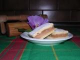 DIA jablečný koláč recept