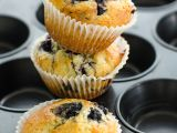 Velké borůvkové muffiny recept