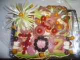 Slaný dort pro babičku recept
