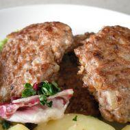 Pikantní mletý biftek recept