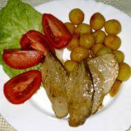 Vepřová pečeně na česneku recept