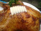 Máslové kuřátko pečené v sáčku recept