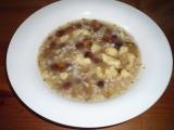 Hrstková polévka alá Verča recept