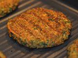 Čočkové burgery (Scott Jurek)  vegan recept