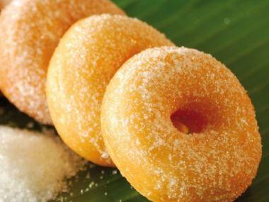 Americké koblížky  donuts