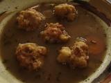 Tyrolské knedlíčky do polévky recept