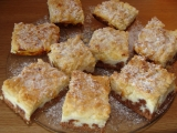 Strouhaný kolač recept