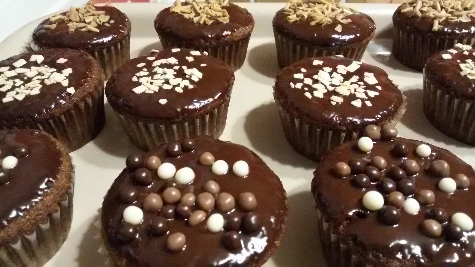 Muffiny z cukroví recept