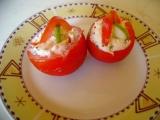 Rajčatové košíčky recept