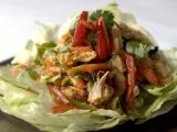Kuřecí azijsky salat recept