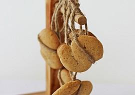 Skořicové sušenky esíčka recept