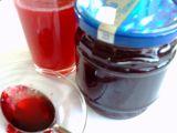 Rybízová marmeláda a šťáva z pěny recept