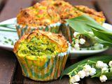 Hráškové muffiny recept