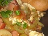 Lečo se smaženými vejci recept