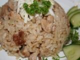 Kuřecí risotto z české kantýny recept