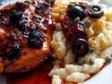 Kuře s vůní Itálie recept