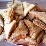 Cestovní toasty recept
